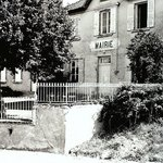 1997 : la Mairie avant sa rénovation