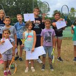 Tennis Club Poncinois : stage 2018